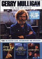 Gerry Mulligan DVD